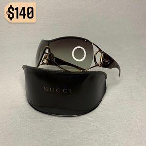 ✨✨✨✨SOLD✨✨✨✨ Gucci Horsebit Tortoise Sunglasses